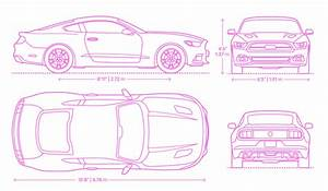 Ford Mustang GT (2015) Dimensions & Drawings   Dimensions.Guide