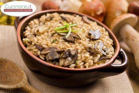 cucinare i porcini risotto ai funghi porcini cucinare it