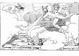 Patroclus Pile Funeral Coloring sketch template