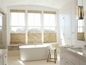 Home decor bathroom window treatments ideas wood fired for Window dressing ideas for bathrooms