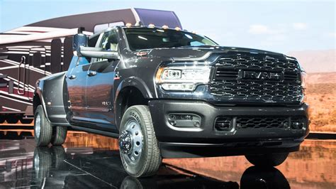 ram heavy duty ram  pickup prices announced