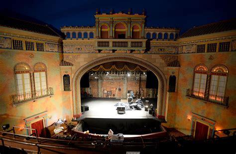 polk theatre   luster     state