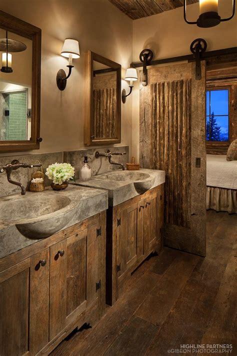 Best 25+ Rustic Bathroom Designs Ideas On Pinterest