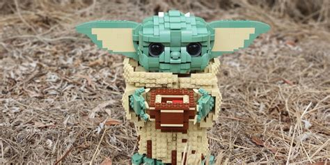 LEGO Baby Yoda buildable figure expected to launch this ...