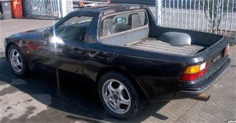 lifted porsche 944 pictures of 944 pick up conversions rennlist discussion