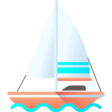 Sailboat Icon Png by Sailboat Free Transport Icons