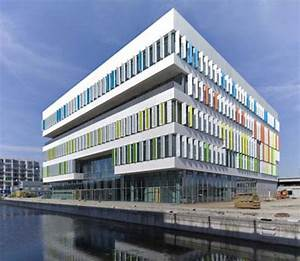 15 Cool High School College University Building Designs