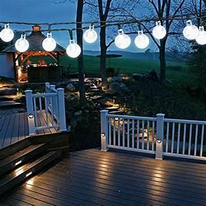 Solar Lichterkette Outdoor : au enbeleuchtung und andere lampen von turnraise online kaufen bei m bel garten ~ Whattoseeinmadrid.com Haus und Dekorationen