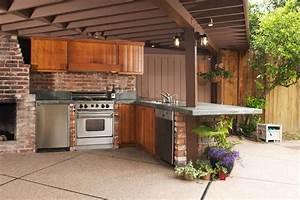 Outdoor Küche Gemauert : outdoor k che so kocht es sich drau en wie drinnen ~ Articles-book.com Haus und Dekorationen
