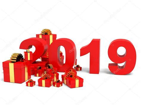 Feliz Ano Novo 2019 E Presentes