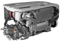yanmar 6by260 marine diesel engine 260 hp