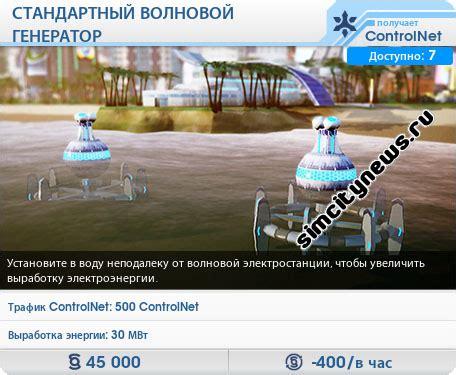 Электричество из воды или как работает волновая электростанция