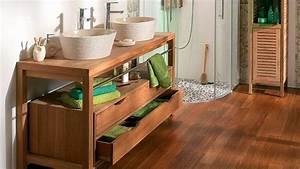 Salle De Bain Teck : meubles teck table jardin teck salle de bain teck ~ Edinachiropracticcenter.com Idées de Décoration