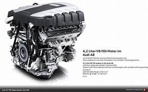 Tdi Tech  The Latest 4 2 V8 Tdi Engine From Audi
