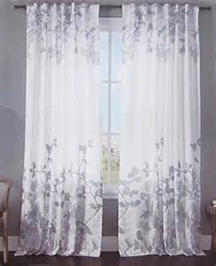 low price on envogue window curtains floral climbing vine
