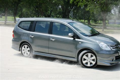 Review Nissan Livina by Nissan Grand Livina 1 8 Auto Review Comparison With