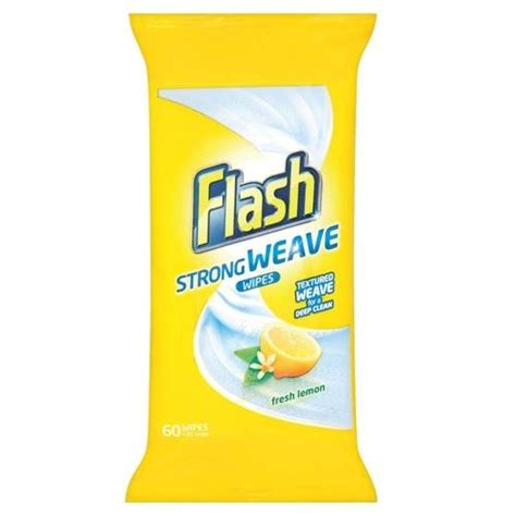 flash wipes lemon cleaning fragrance purpose pack