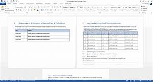 Product Document Map Template  Ms Word   U2013 Templates  Forms