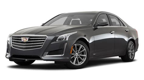 Lease A 2018 Cadillac Cts 2.0l Turbo Automatic Awd In