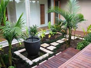 Engaging backyard simple garden designs concept for Designer gardens landscaping