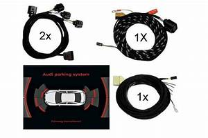 Audi Parking System Front   Rear Wiring For Audi A8 4e