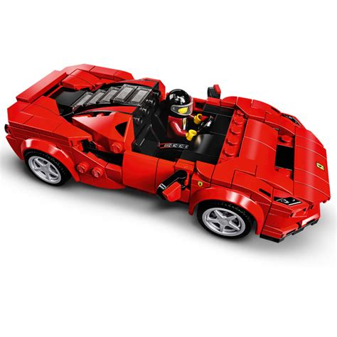 Among the other cars in the speed champions lineup are a chevrolet camaro zl1, a dodge challenger srt demon, a 1974 porsche 911 turbo, a mclaren senna (which. LEGO Ferrari F8 Tributo 76895   Brick Owl - LEGO Marché