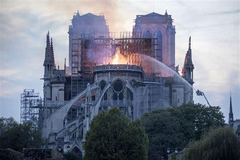 notre dame fire latest updates  paris cathedral