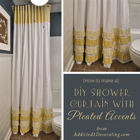 shower curtains simple home decoration tips