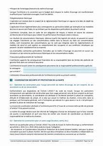Contrat D Architecte : contrat d 39 architecte pour maison individuelle mission ~ Premium-room.com Idées de Décoration