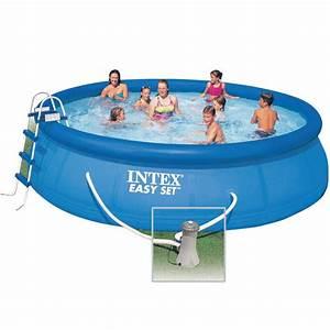 Piscine Intex Hors Sol : une piscine hors sol pour ravir les petits et les grands ~ Dailycaller-alerts.com Idées de Décoration