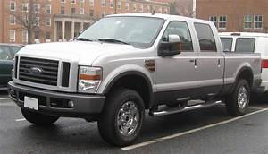 Owners Manual Ford F-250    350    450 Model 2008