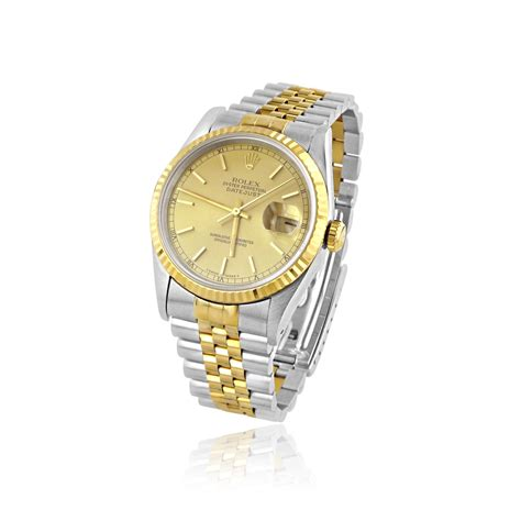 mens steel  ct gold rolex oyster perpetual datejust