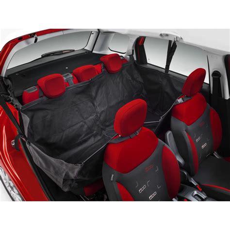 protection siege auto arriere protection de sièges arrière fiat 500x 500l