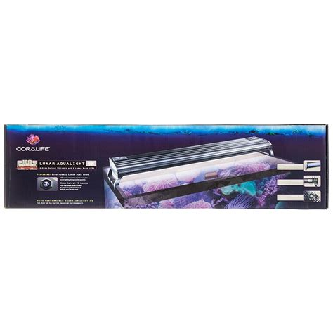 coralife coralife lunar aqualight high output t5 fixtures
