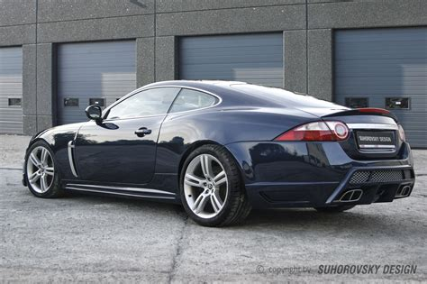 body kit  jaguar xk xk  sr design body kits