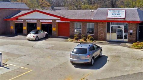 professional automotive repair auto repair shop midtown