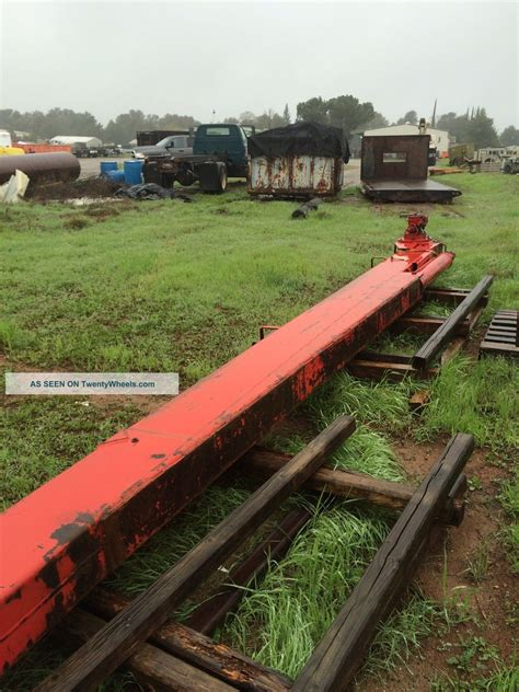 Build Your by National 6t56 Crane Build Your Own Boom Truck For A 1 5 Of