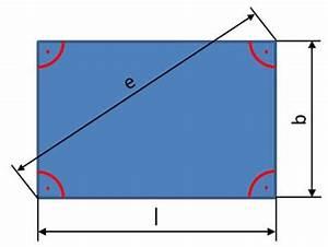 Norm Eines Vektors Berechnen : rechteck umfang diagonale fl cheninhalt am rechteck berechnen ~ Themetempest.com Abrechnung