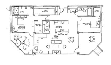 patio home floor plans   home plans design