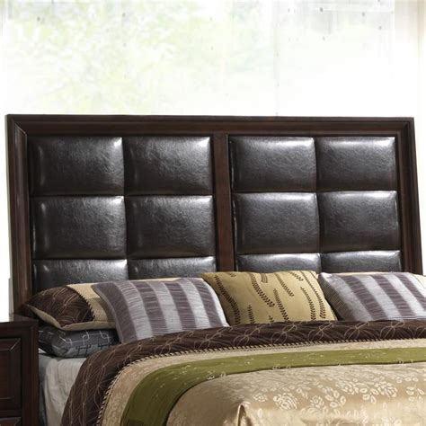 Crown Headboard by Crown Jacob B6510 Q Hb Upholstered Panel