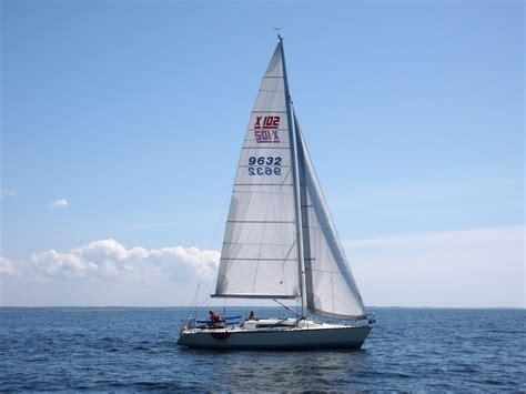 X102 Sailboat by Index Privat Bahnhof Se