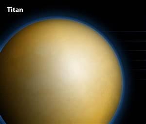 Saturn's moon Titan may be older than Saturn itself