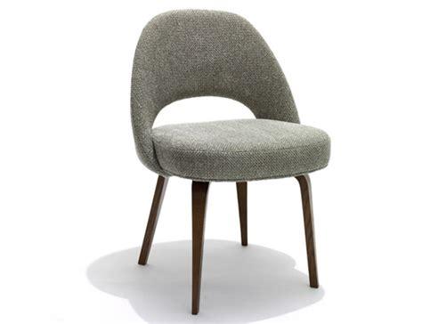 saarinen executive armless chair knoll