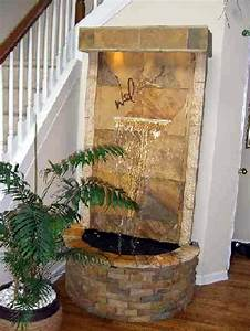 40 Relaxing Indoor Fountain Ideas - Bored Art