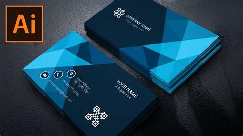 create business card  illustrator cc youtube