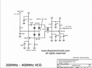 200mhz To 400mhz Voltage Controlled Oscillator