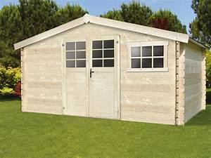 Abri De Jardin Bois 12m2 : abri de jardin m x x m 34 mm 80532 ~ Voncanada.com Idées de Décoration