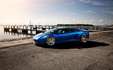 Blue Lamborghini Gallardo Wallpaper  2560x1600 1372
