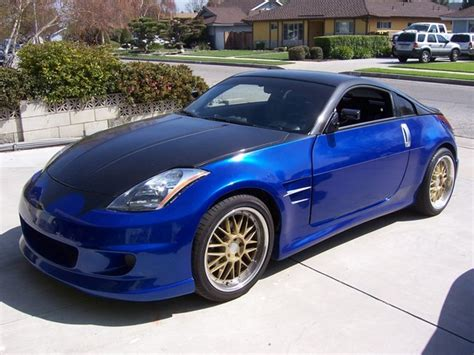 Nitrouscav97 2005 Nissan 350z Specs, Photos, Modification