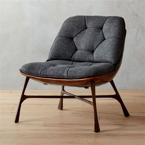 Armchair Contemporary by Bordeaux Chair Cb2